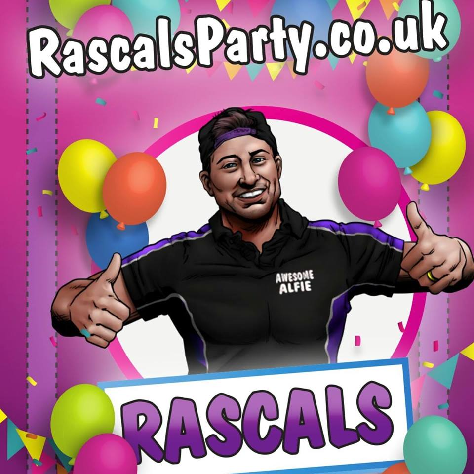 Rascals Party With Awesome Alfie